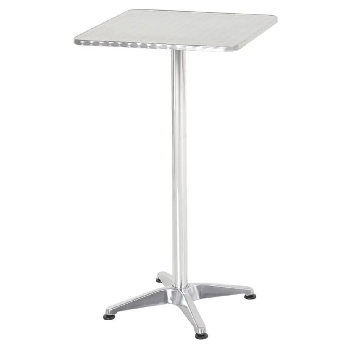 Table Bistrot Inox Table Bar Inox Achat Vente Pas Cher