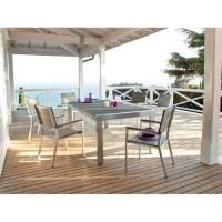 best chaise de jardin m tal pas cher table de jardin brico ...