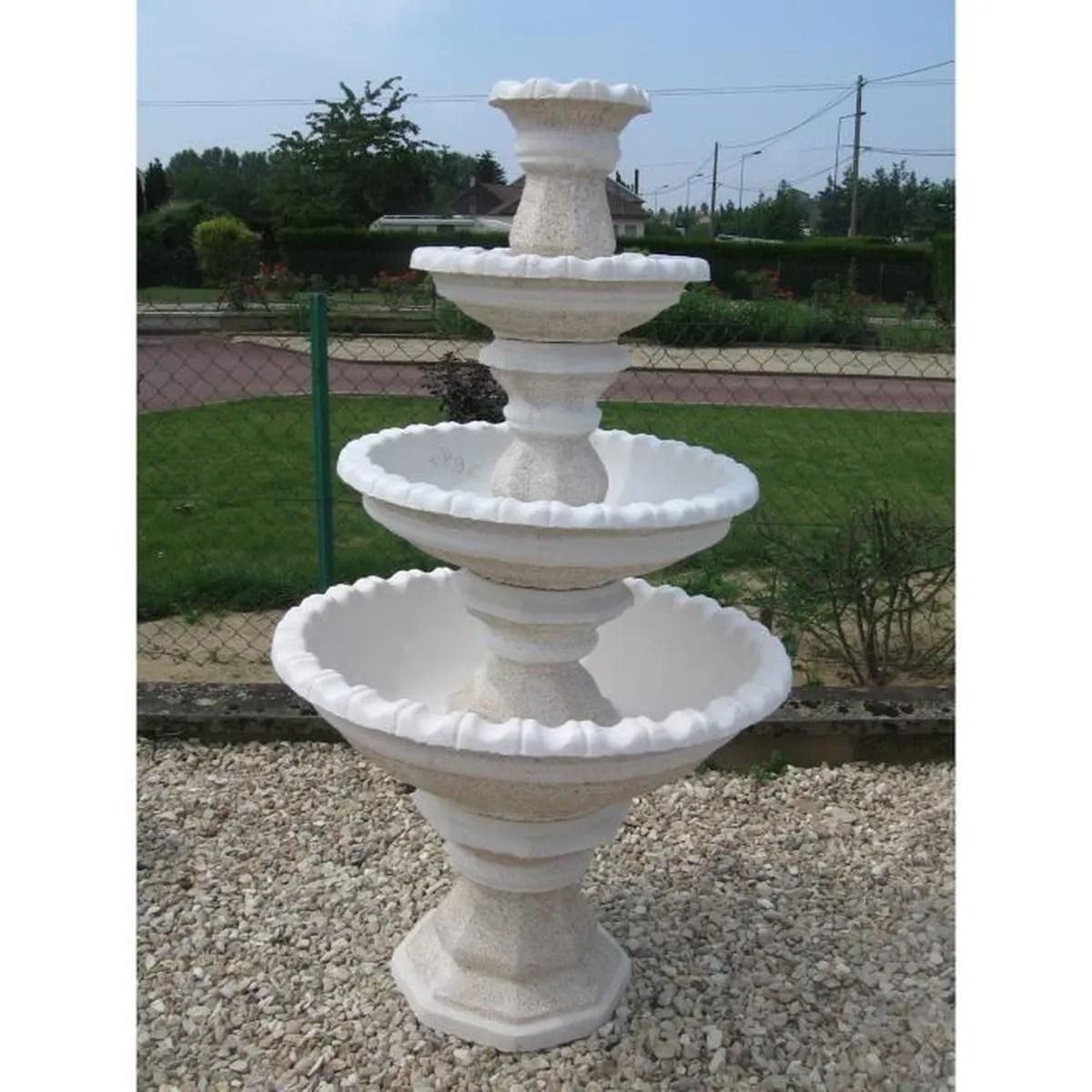 Fontaine Vasque Exterieur | Ubbink Nova Scotia - Cascade 3 Vasques ...