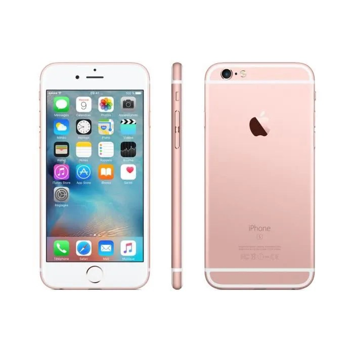 Iphone 6 S Reconditionné Pas Cher Iphone 6 Rose Reconditionne - Achat / Vente Iphone 6 Rose