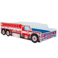 Lit enfant camion de pompier - Achat / Vente Lit enfant ...