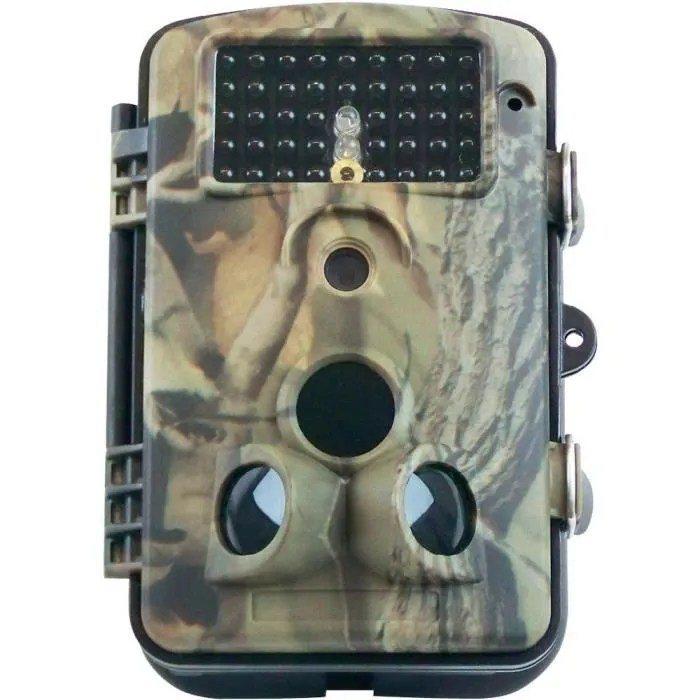 Camera Surveillance Exterieur Cdiscount Caméra Camouflage Nature Infrarouge 12 Mp 31277 - Achat