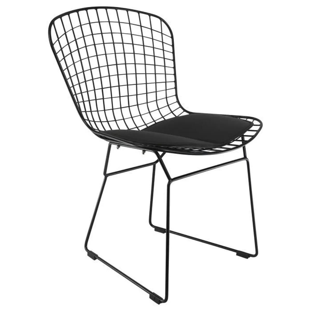 Cdiscount Chaise Noir