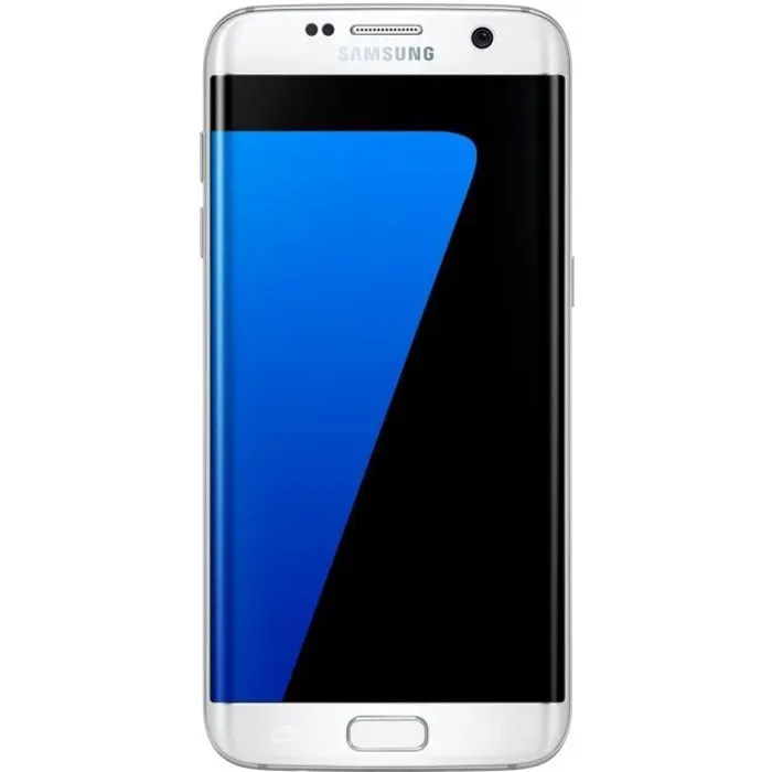 Forfait Telephone Portable Pas Cher Samsung Galaxy S7 Edge - Blanc - Achat Smartphone Pas Cher