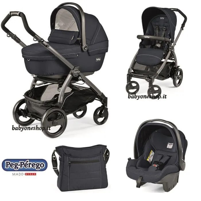 Peg Perego Book Plus Xl Modular Poussette Trio Peg Perego Book Plus