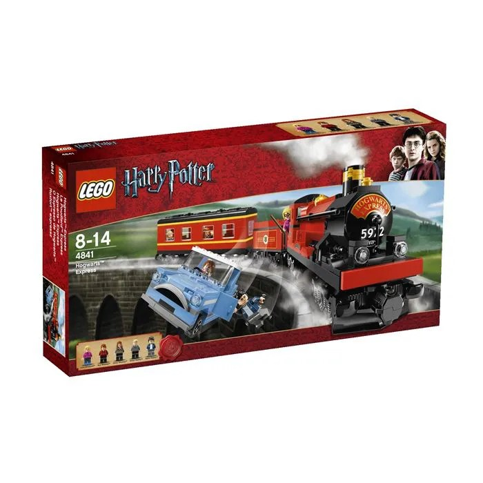 Jeux De Construction De Train Lego Harry Potter 4841 Le Poudlard Express - Achat / Vente
