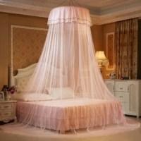 Moustiquaire de Lit Double Ciel de Lit Fille Princesse ...
