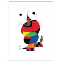 MIR-Hommage a Picasso - Achat / Vente tableau - toile ...