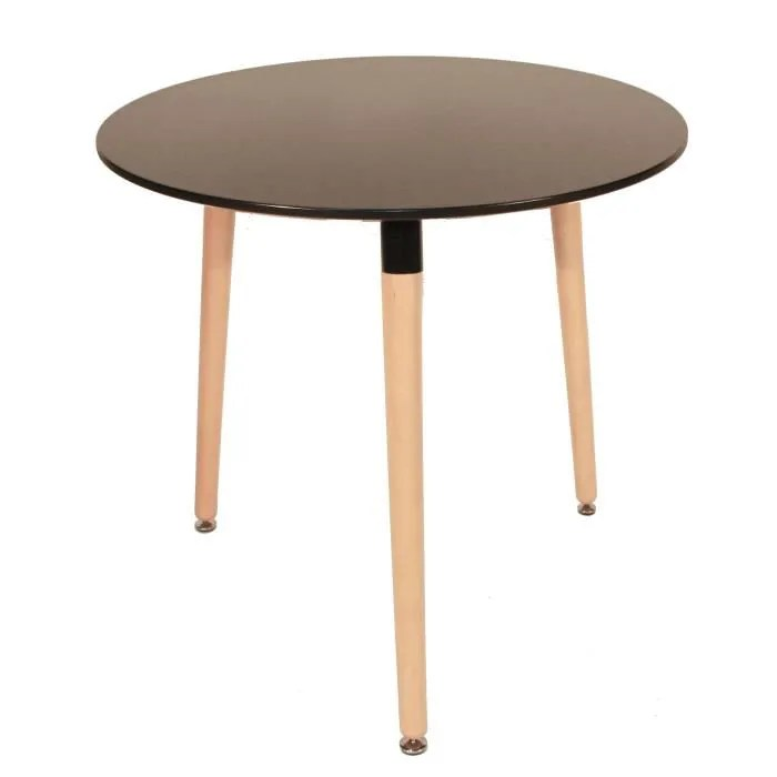 Table Pour 4 Personnes Sixtees - Table Pour 4 Personnes Design Scandinave