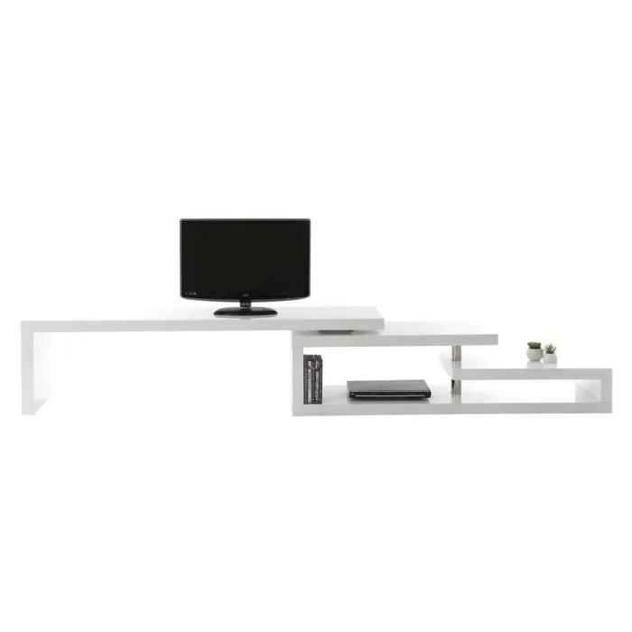 Meuble Tv Escamotable Pied De Lit Meuble Tv Pivotant – Table De Lit