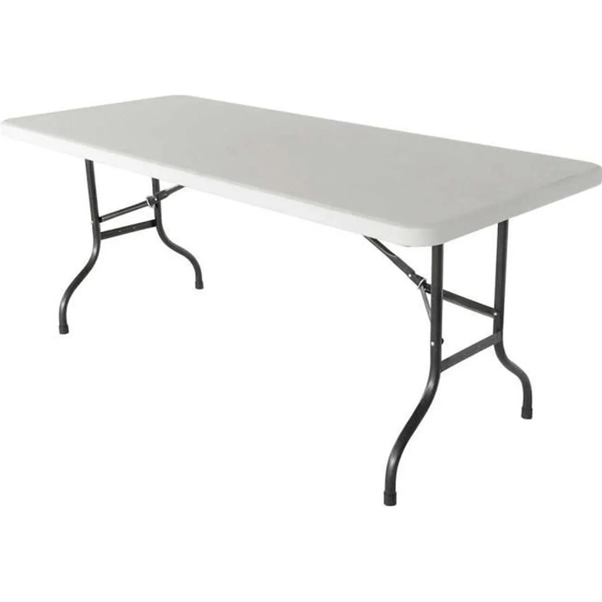 Table D'appoint Pliante Castorama Table Pliante D 39appoint 200 Cm Table Pliable 8 Places