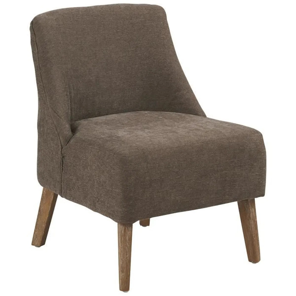 C Discount Fauteuils Fauteuil Crawford Taupe Achat Vente Fauteuil Cdiscount
