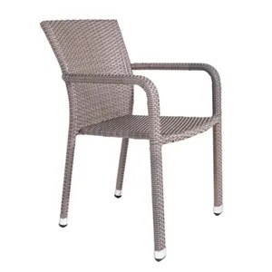 Chaises En Resine Tressee Chaise Resine Tressee Gris - Achat / Vente Chaise Resine