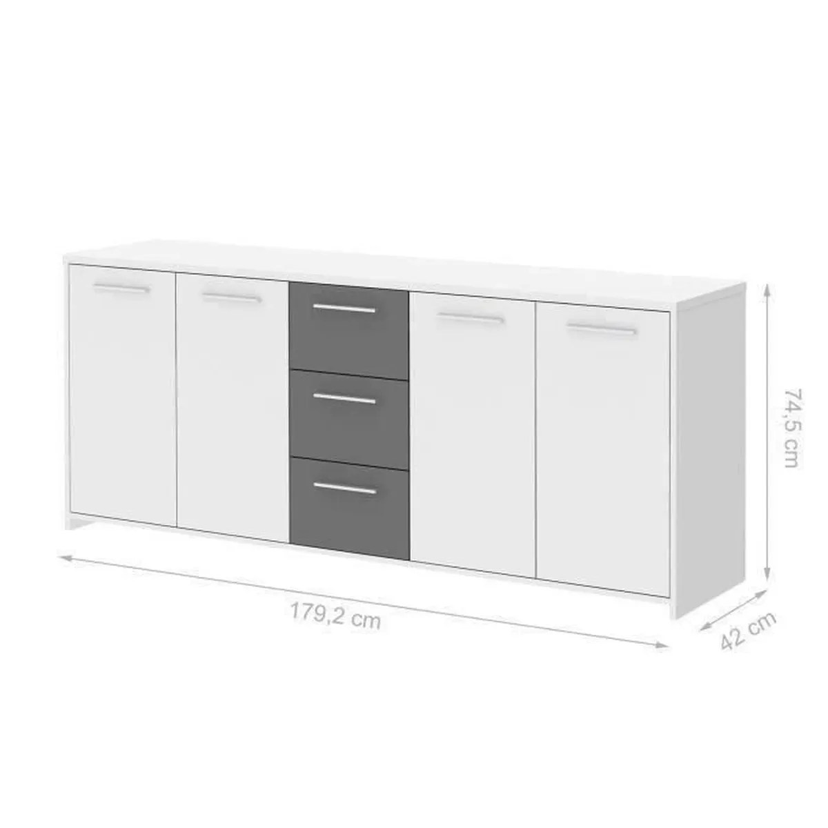 Buffet Salon Pas Cher Buffet Salon Pas Cher Maison Design Wiblia