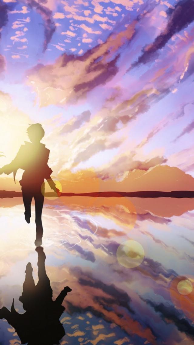 Wallpaper Hd Anime Girl 高清动漫情侣壁纸 Amp 头像(看的我都羡慕呀) 每日头条
