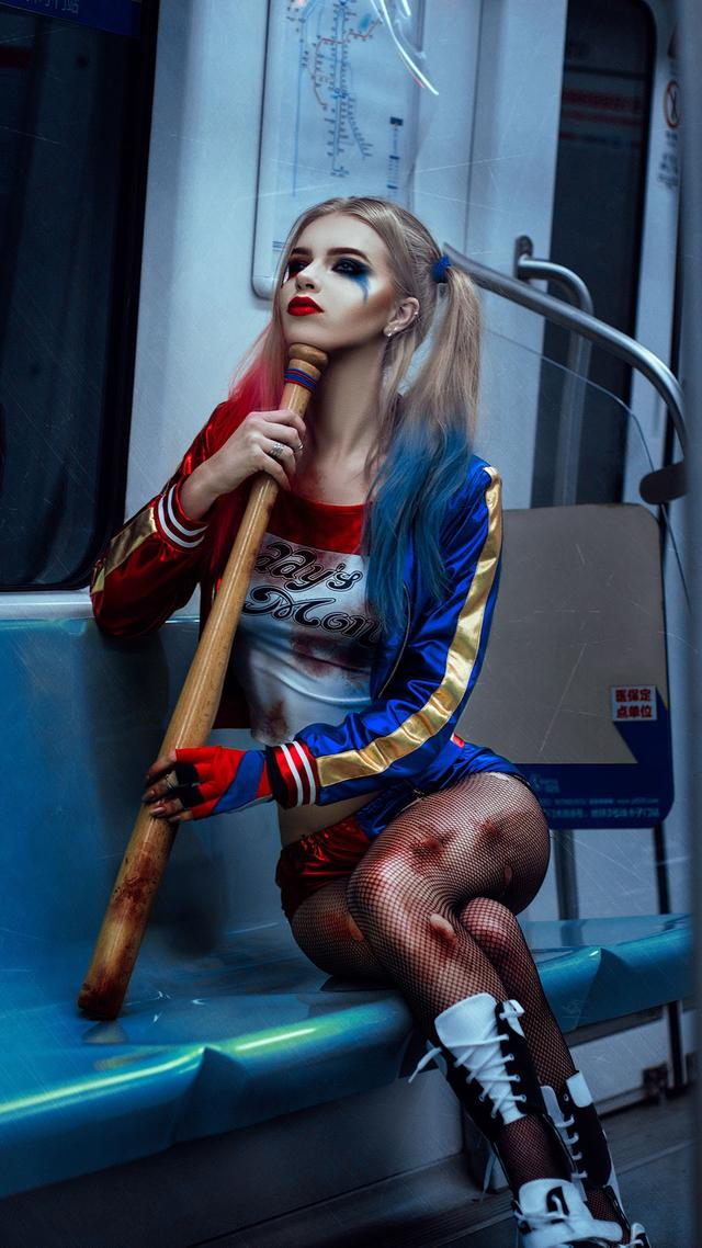 Harley Quinn Wallpaper Hd 高清小丑女壁纸 每日头条