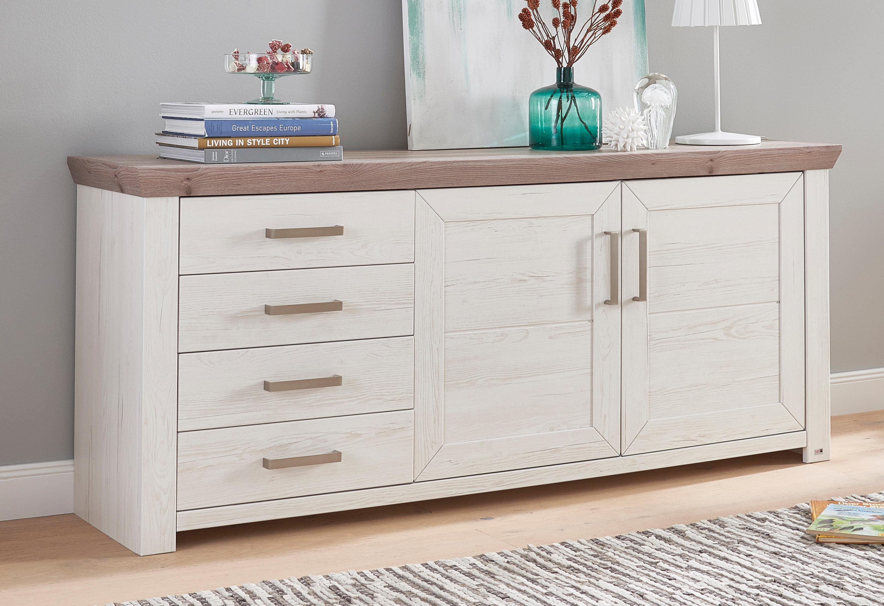 Set One By Musterring Sideboard  York Typ 51 Breite 184 Cm Online Kaufen Set One By Musterring Tv Boards Komnit Store