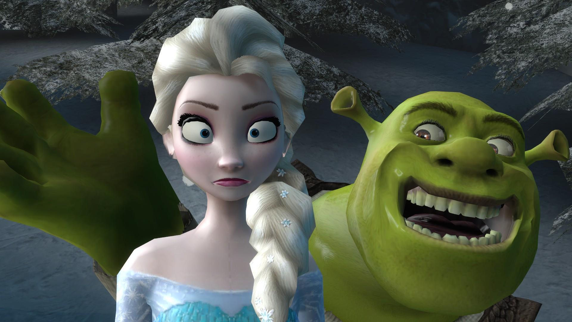 Taylor Swift Song Quotes Wallpaper Let It Shrek Shrek Know Your Meme