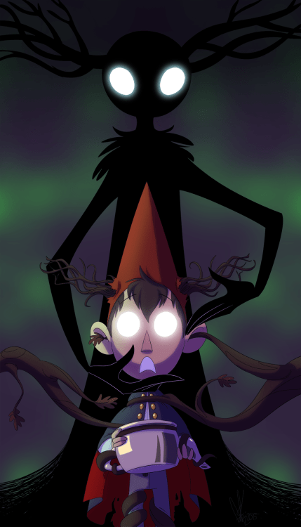 Bipper Gravity Falls Wallpaper Over The Garden Wall The Beast And Wirt By Imaginashon