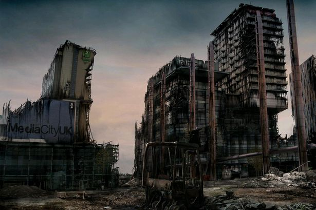 Wallpaper Falling Skies Manchester Faces An Apocalyptic Future Of Monsoons Deadly