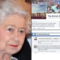 The Queen and Royal Family labelled ''parasitic scrounging scumbags'' on her own Facebook Page