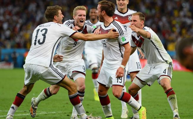 Germany 1 0 Argentina Aet Match Report Gotze Goal Seals History World Cup Victory For Germans