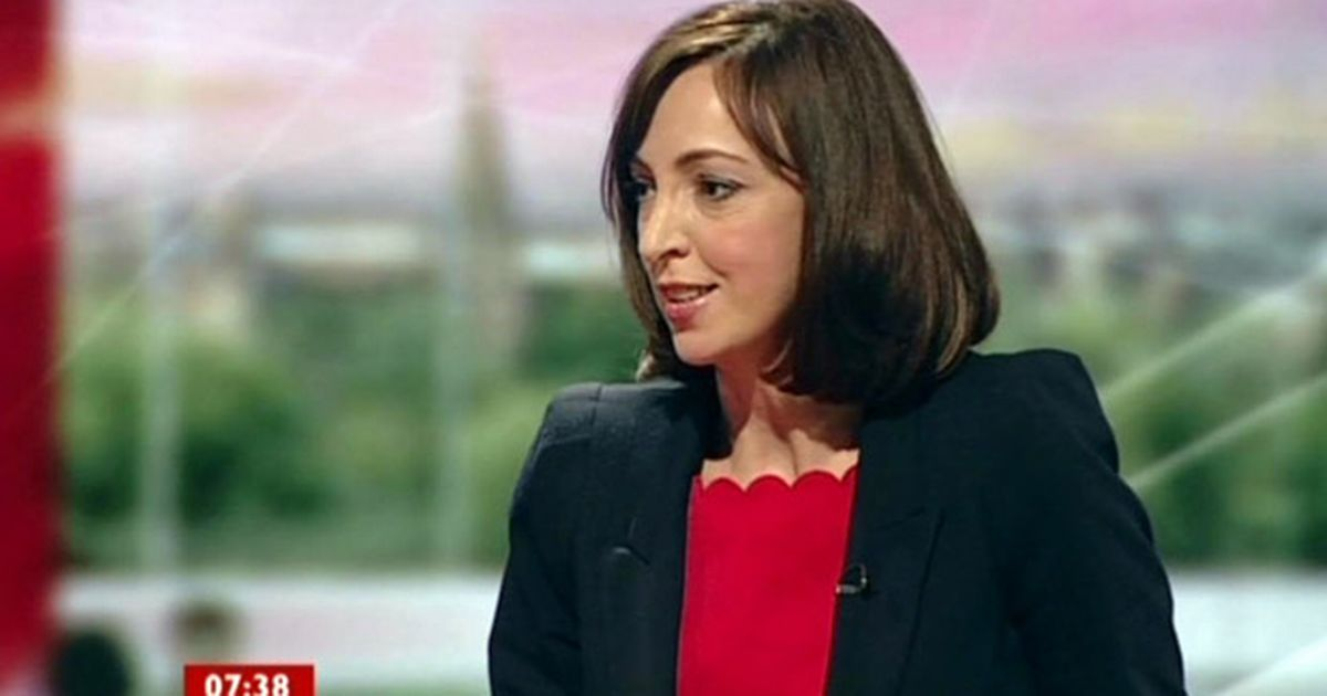 F1 News Bbc Bbc Breakfast Presenter Sally Nugent In Early Morning