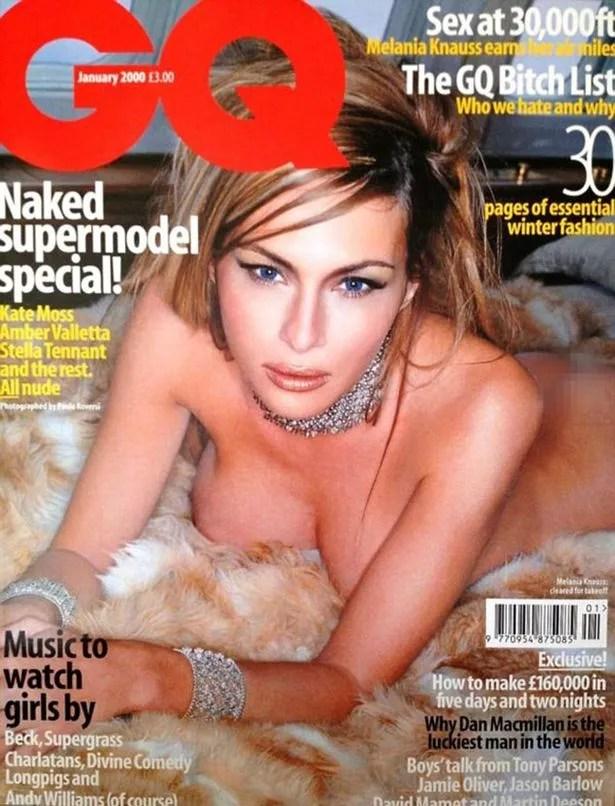 Melania Trump best modelling shots