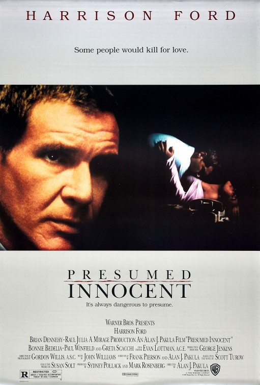 Watch Presumed Innocent on Netflix Today! NetflixMovies