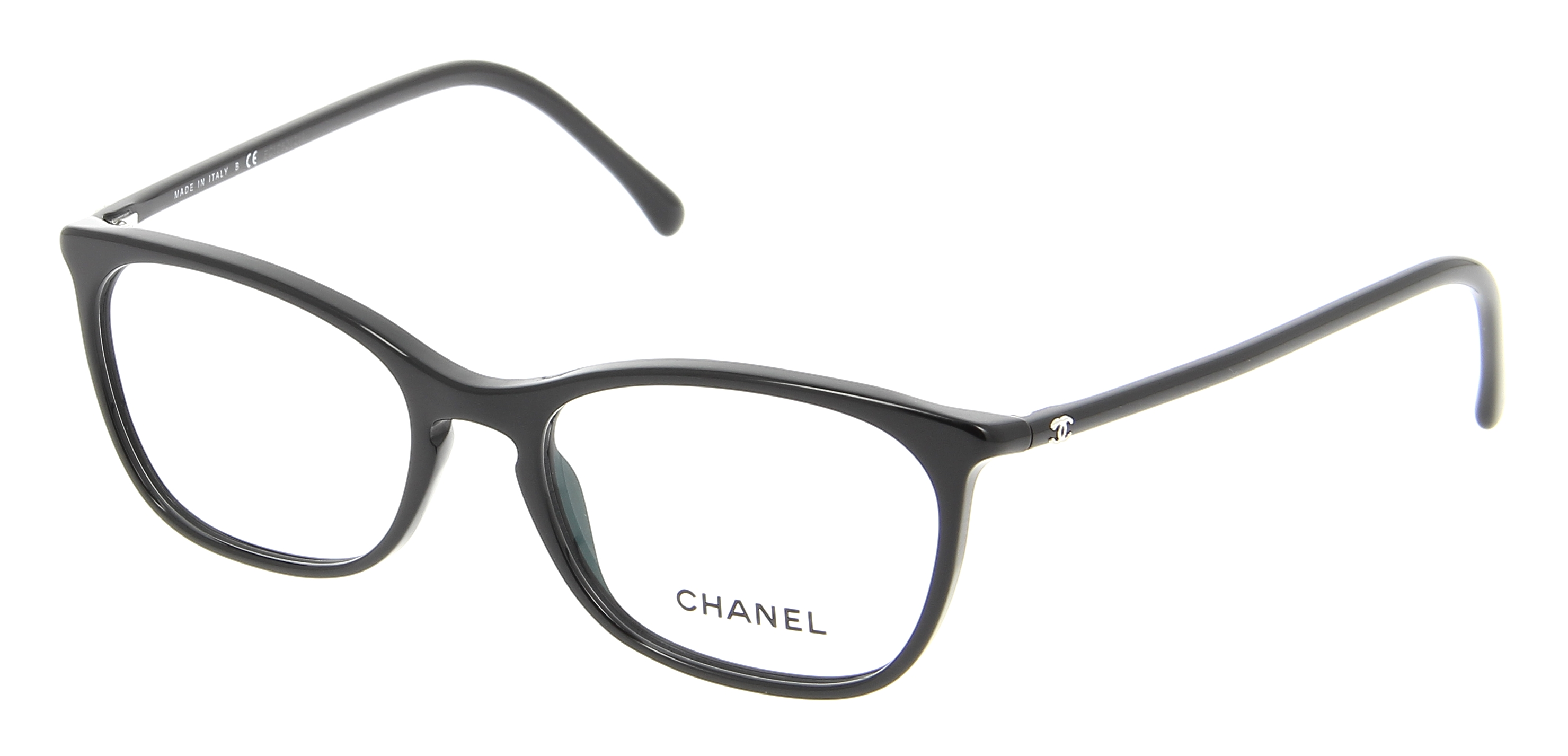 Croix Rouge Cergy Brillen Chanel Ch 3281 C501 54 17 Damen Noir Schmetterling