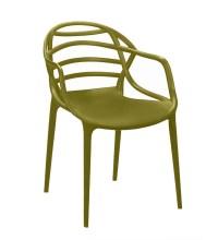 Cello Image Series Atria Fibre Caf Chair by Cello Online ...
