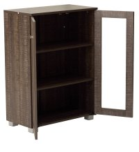 Buy Yori Two Door Multipurpose Storage Cabinet in Brown