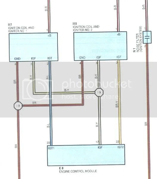 ignition coil pack wiring diagram range rover ignition wiring diy