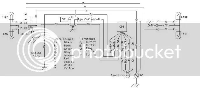 gas gas ec 250 wiring diagram