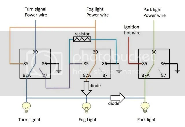 05 Ford Escape Fog Lights Wiring Diagram - Wiring Data Diagram