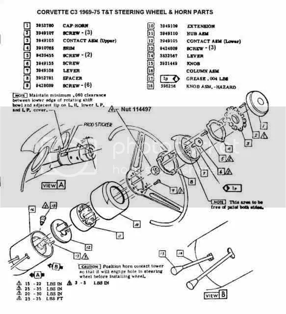 I need help 69-82 Tilt  Telescoping Steering Column rebuild