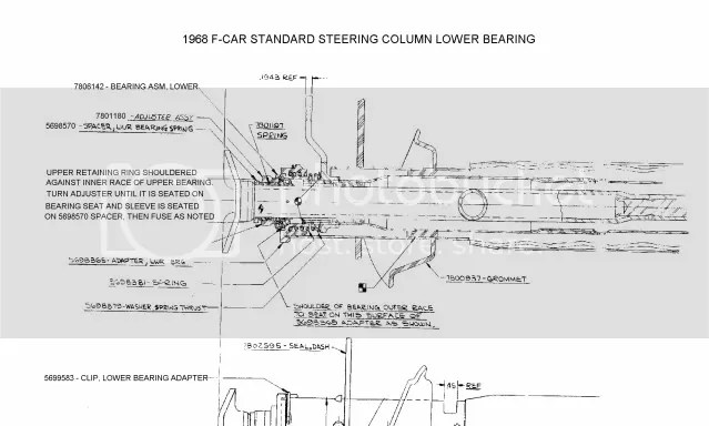 Camaro Steering Column Diagram - Wiring Diagrams
