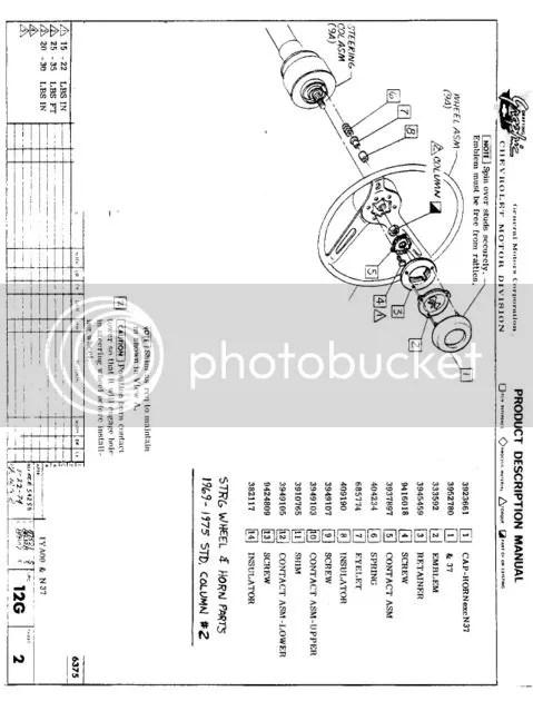 1969 Camaro Turn Signal Switch Wiring Diagram - Wiring Diagrams Schema