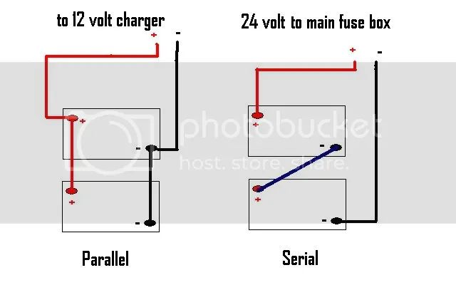 24 volt scooter wire diagram