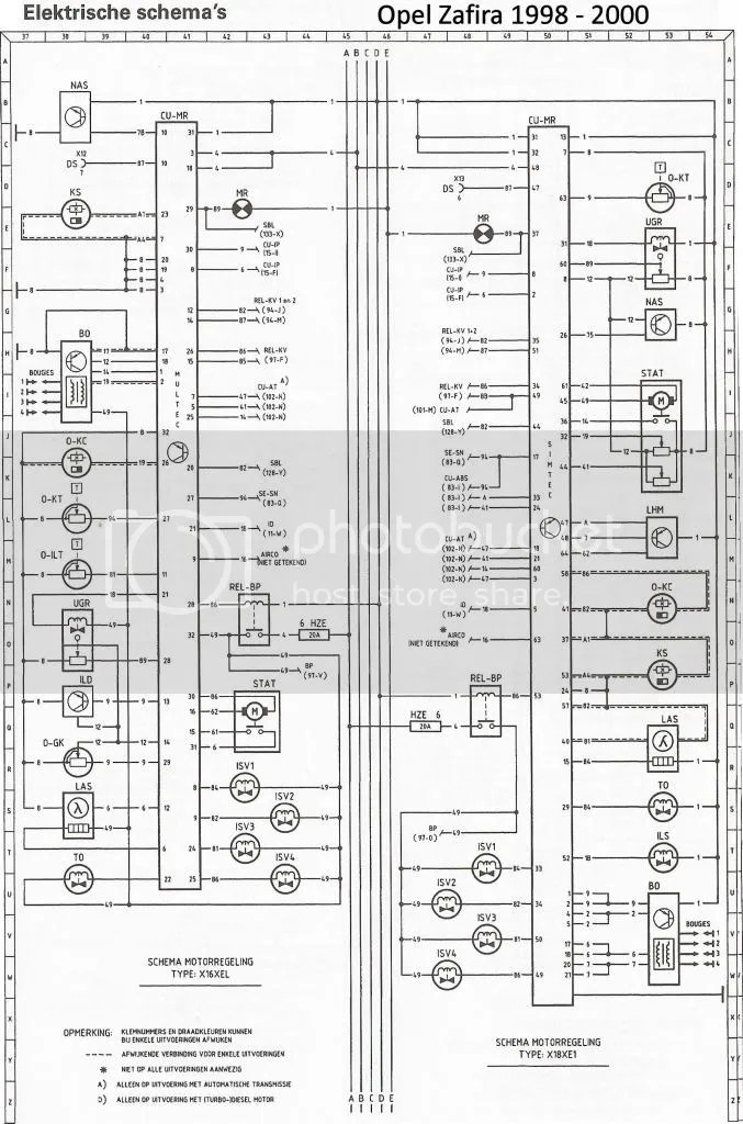 Opel Astra 1998 Wiring Diagram Wiring Diagrams