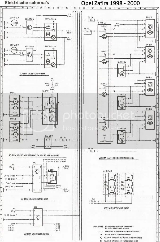 volvo s40 v50 wiring diagram and cable harness 2004