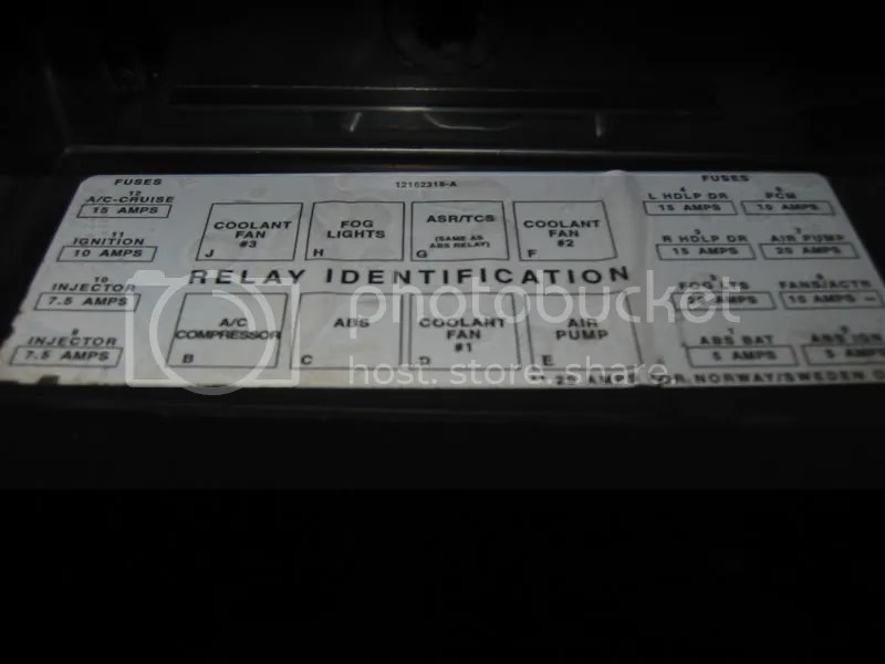 Wire Fuse Box Diagram 97 Chevy Camaro online wiring diagram