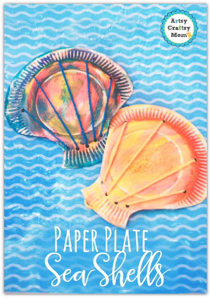 printable pictures of seashells
