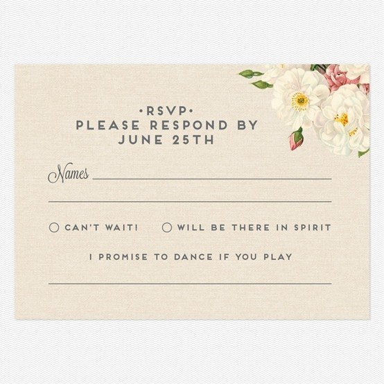 Wedding DJ Atmosphere Productions - Song Requests on Your RSVP