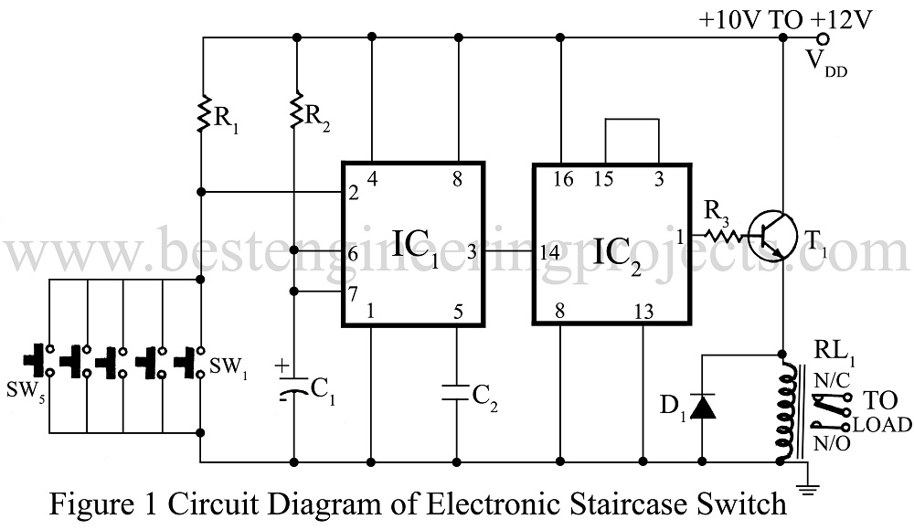 pulsedlight sensor discrete semiconductor circuits electronics