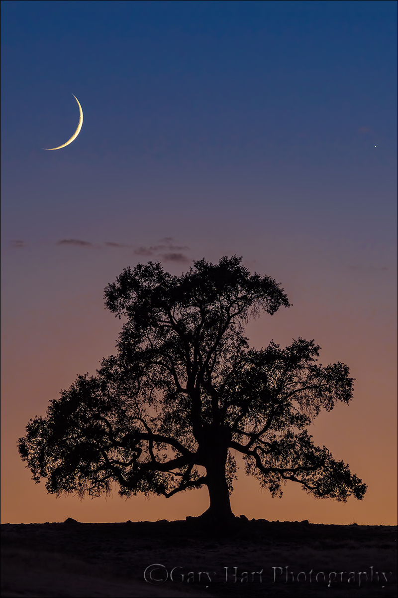 Fall Country Wallpaper Crescent Moon Eloquent Nature By Gary Hart