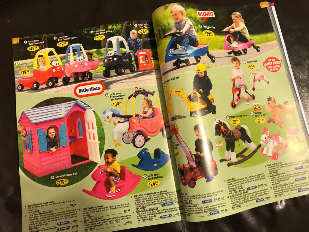Our Top Toys From The Smyths Toys Catalogue In The Playroom