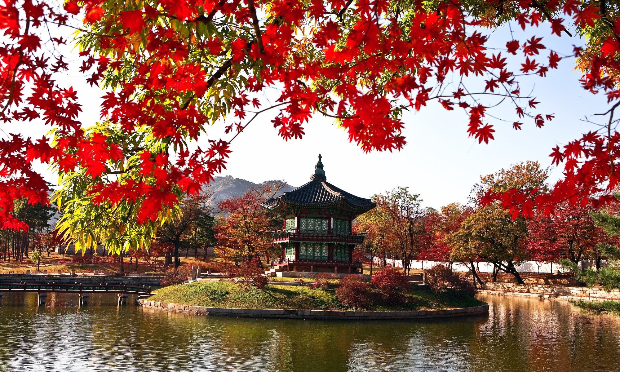 Fall Mountain Scenes Wallpaper Autumn In South Korea 2018 The Country S Best Spots For