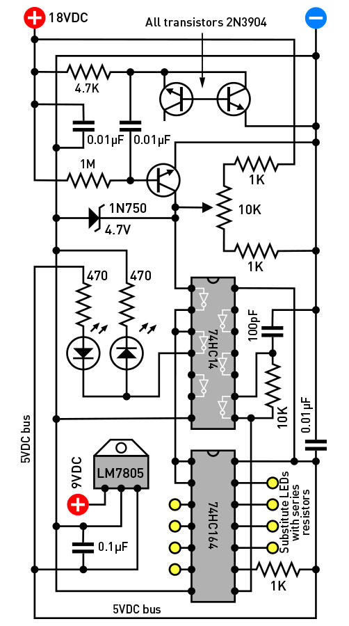 electrical schematic game