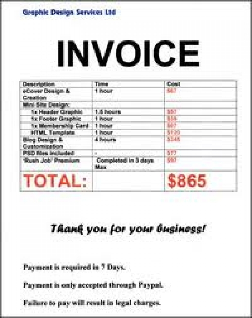 how to prepare an invoice - Goalgoodwinmetals - prepare an invoice